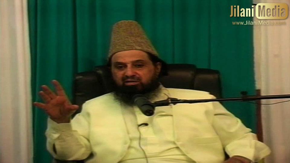 Haqq is Duty Bound to Follow Sayyiduna 'Ali